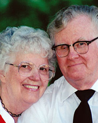 Bob and Esther Olson