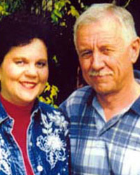 Linda and Jack Grigsby, Managers of the Year 2006