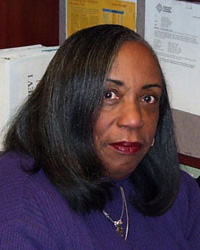 Tonya Turner, Administrator of the Year 2007