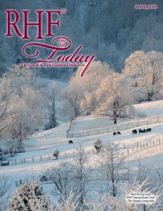 RHF Today Holiday 2018