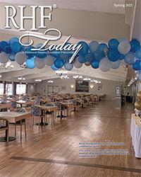 RHF Today Spring 2021 Newsletter