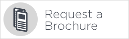request a brochure button white