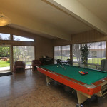 RHF Sun City recreation room with a pool table