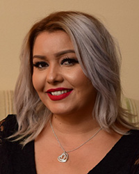 Esmeralda Cervantes – Marketing Assistant