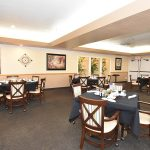 RHF Gateway community dining room