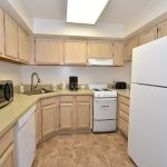 RHF Gateway resident kitchen