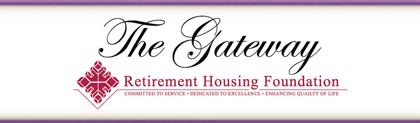 The Gateway Gardens newsletter banner
