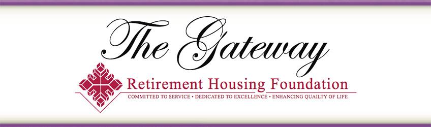 The Gateway Gardens newsletter banner