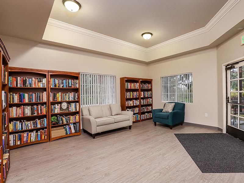 Gateway Gardens library