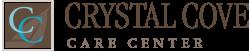 crystal cove care center logo