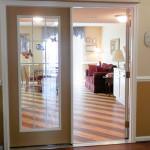 The main st. activity room entrance