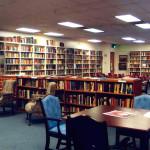 Angelus plaza library