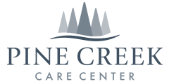 Pinecreek Care Center logo