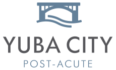 yuba city post acute logo