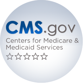 CMS.gov 5-star rating