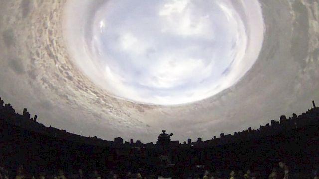 Conheça o planetário do Colégio Estadual do Paraná