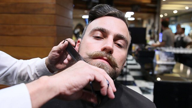 Como cuidar da barba