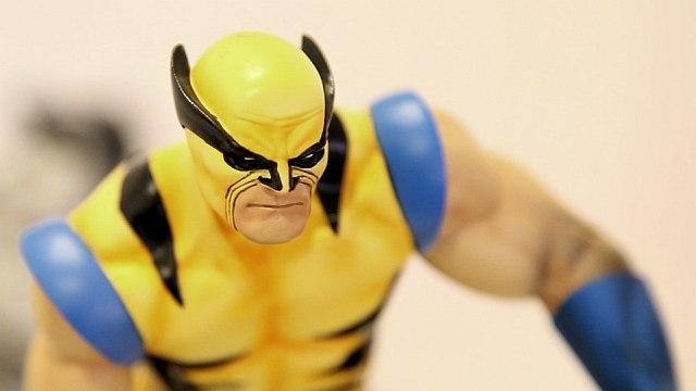 Confira a exposição que traz esculturas de personagens dos quadrinhos
