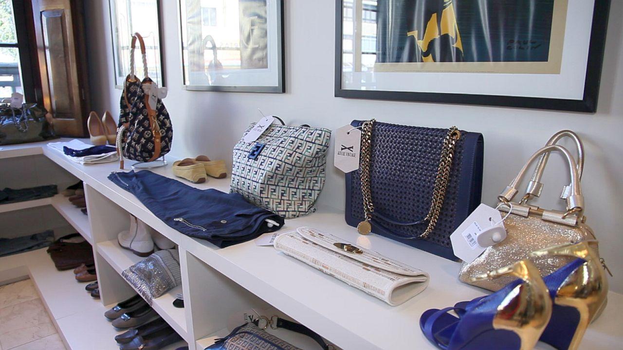 328b98363 Brechó de luxo: roupas de grife por preços bem mais baixos | Notícias em  Vídeo | Gazeta do Povo