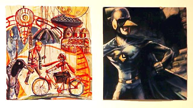 Exposição Traços Curitibanos reúne artistas de Curitiba