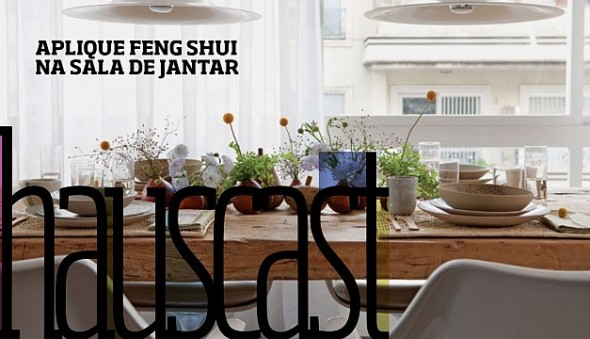 51 aplique feng shui na sala de jantar v deos gazeta for Sala de estar feng shui