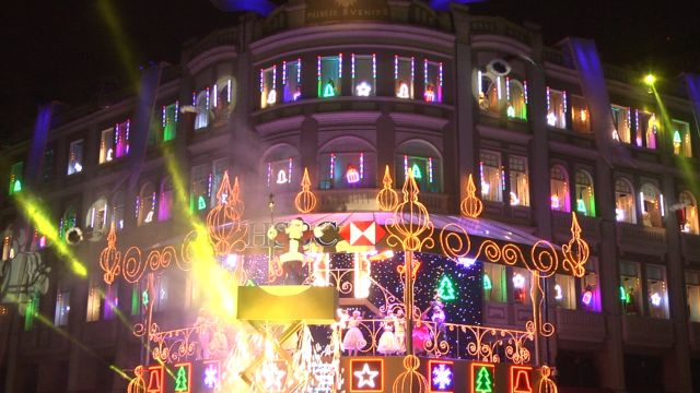 Coral do Palácio Avenida abre apresentações natalinas em Curitiba