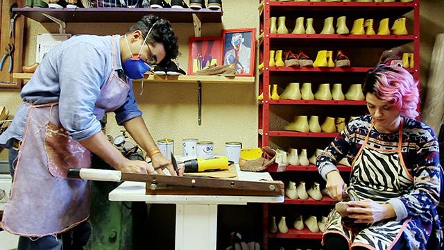 VIVER BEM - fabrica de sapatos 2016