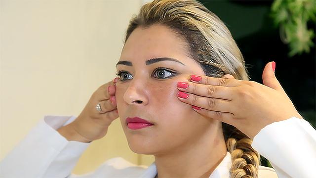 VIVER BEM - massagem facial 2016