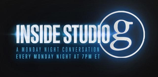 Inside Studio G Logo