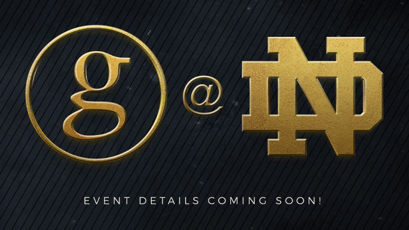 NOTRE DAME HAS CHOSEN GARTH BROOKS TO PLAY THE FIRST-EVER CONCERT TO BE HELD AT THE LEGENDARY STADIUM