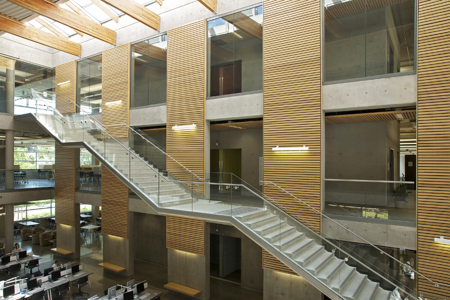 Green Building Brain Kwantlen University College