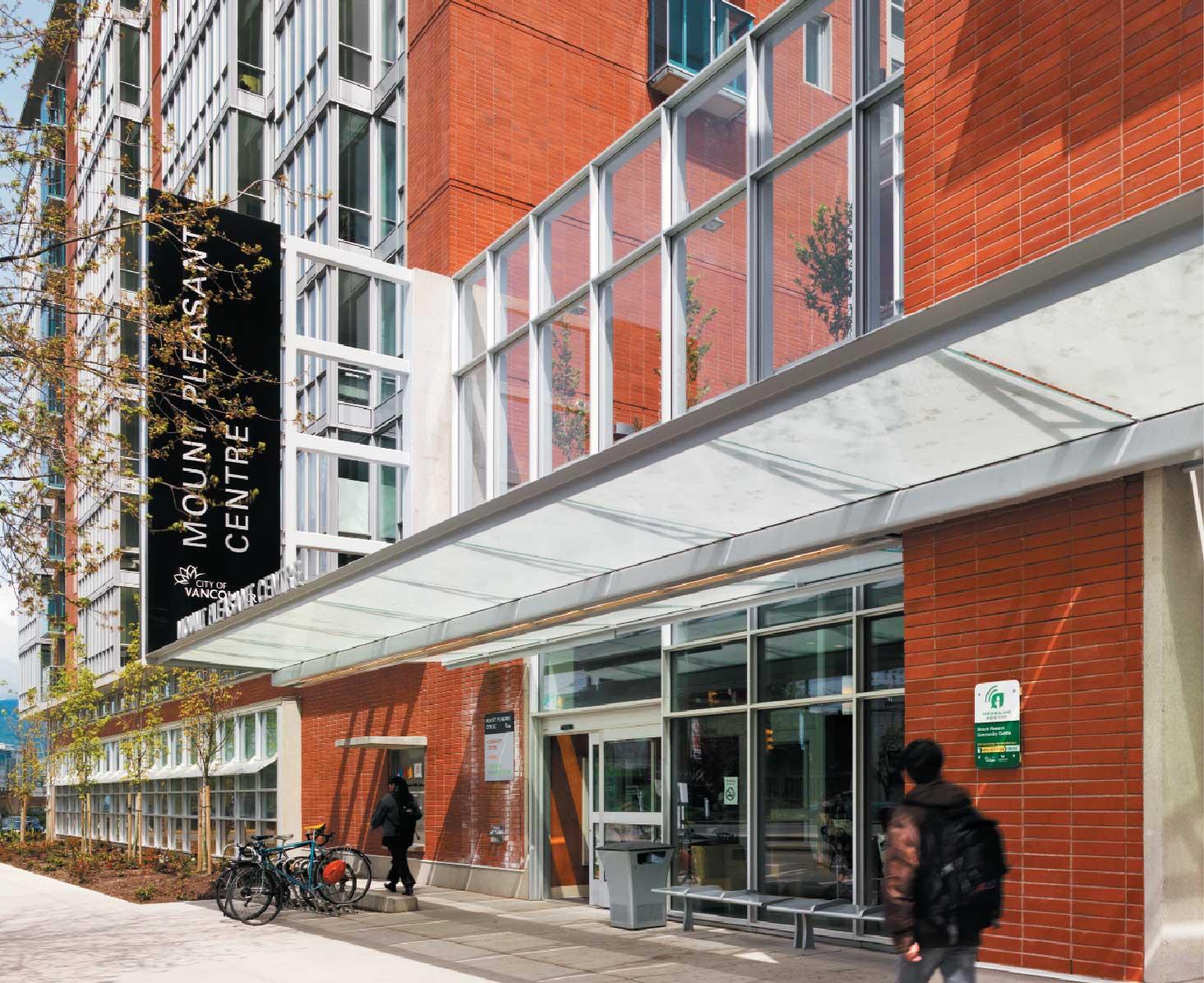 Green Building Audio Tours - The Mount Pleasant Community Centre