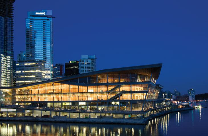 Green Building Audio Tours Vancouver Convention