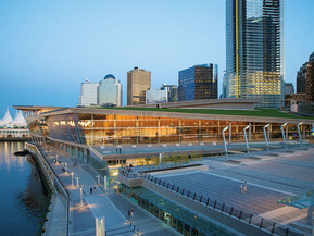 picture from Vancouver Convention & Exhibition Centre Expansion Project