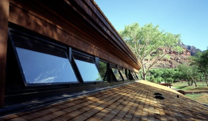 Clerestory windows for daylighting