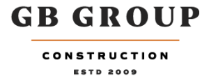 GB Group Construction Logo Footer