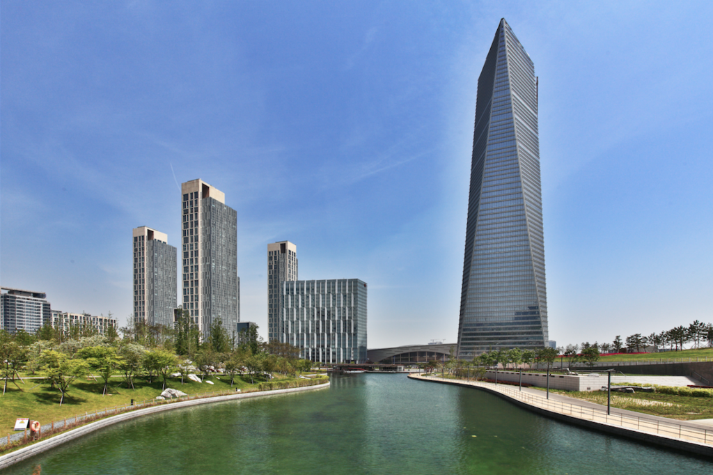 Northeast Asia Trade Tower