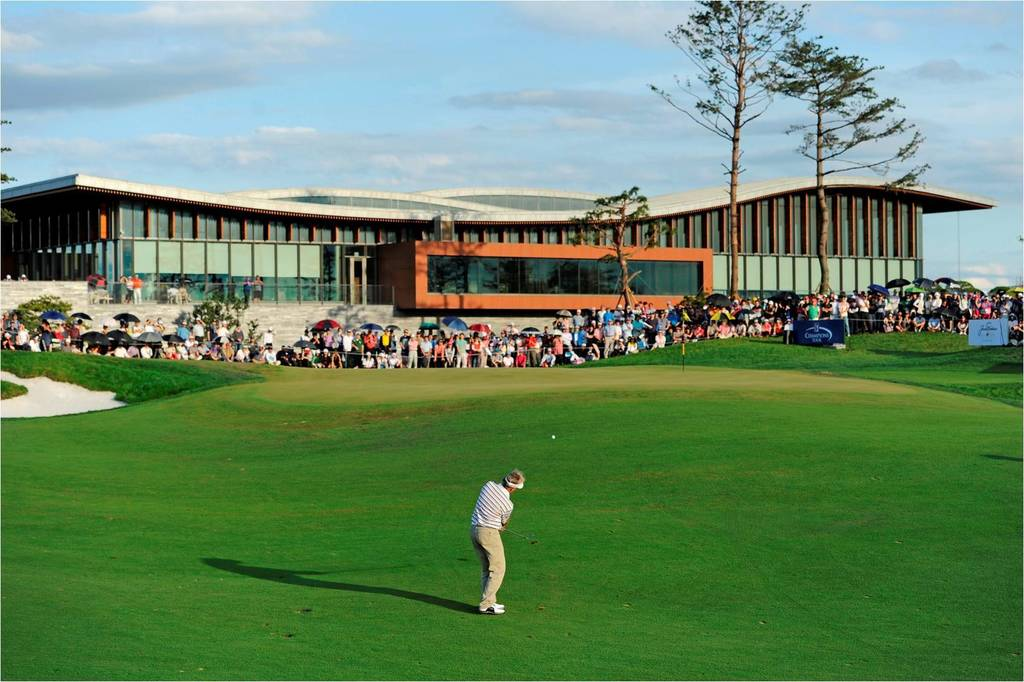 Jack Nicklaus Golf Clubhouse
