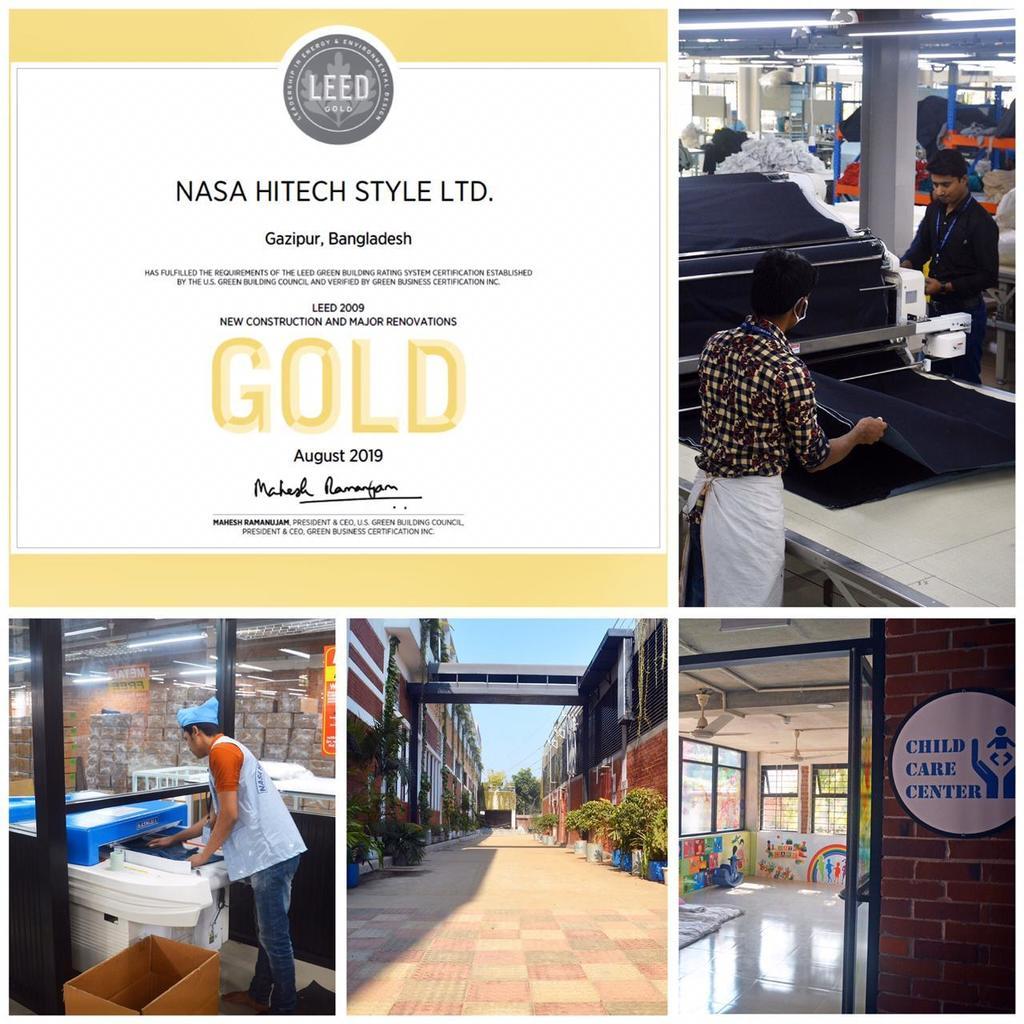 Nasa Hitech Style Ltd.