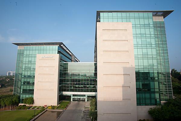 Microsoft Campus Building 3
