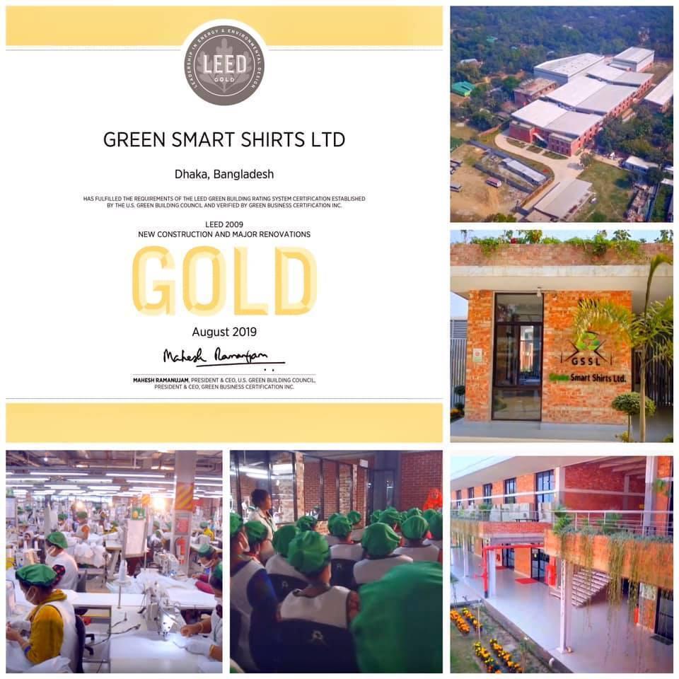 Green Smart Shirts Ltd