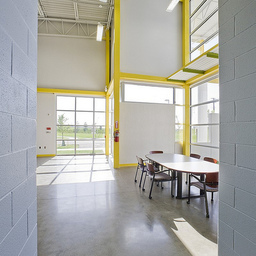 Manufacturing Facilities - Building Retrofits (LEED EB)