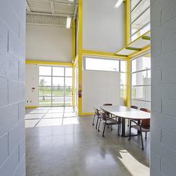 Manufacturing Facilities - Building Retrofits (LEED EB)