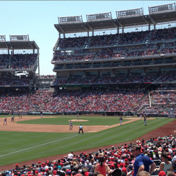 Space Type: Professional Sports Venues