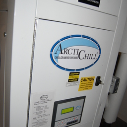 Technology: High efficiency water chillers