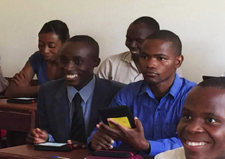 Launch of E-Readers for Theological Education in Two Schools in Mozambique