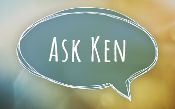 Ask Ken: About Members and Dues