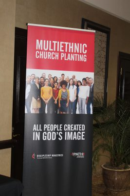 Multiethnic Ministries Banner