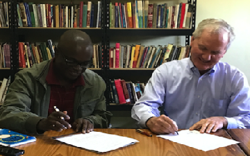 New Zambia Publishing Team Working to Bring Resources to Local Church Leaders