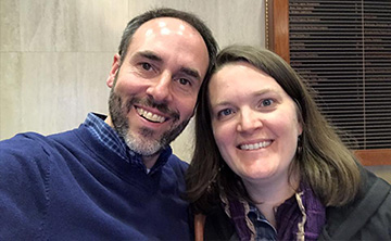 Reports from the Spiritual Frontier: Allen and Sara Ewing-Merrill